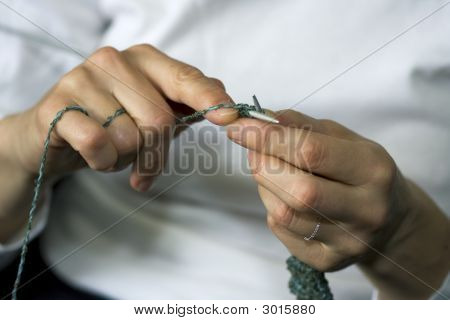 Two Hands Knitting