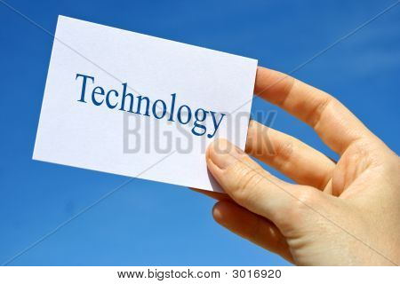 Technology Card