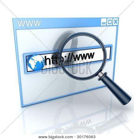 Search Web-page