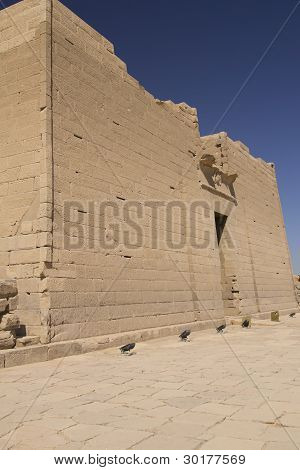 Temple Of Kalabsha (egypt, Africa)