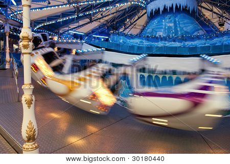 High Speed Ride