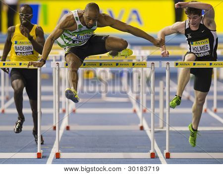Aviva Indoor UK Trials and Championships