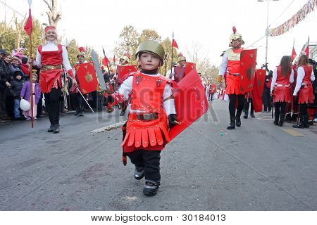 Carnival in Velika Gorica - Topics Asterix and Obelix 5