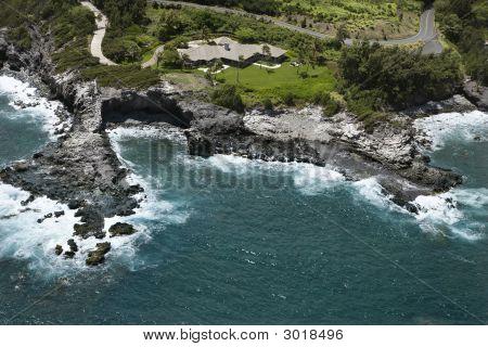 Maui Coastline.