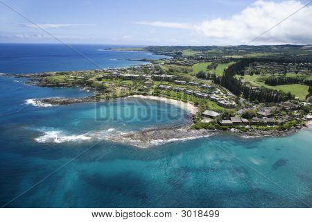 Maui-Küste.