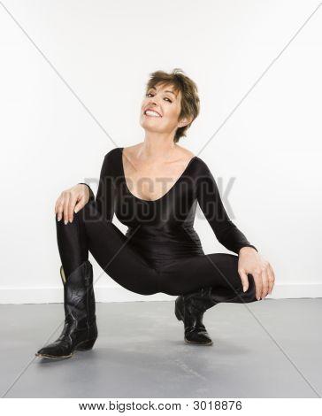 Sexy Frau-Portait.