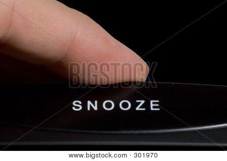 Snooze....