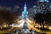 picture of city hall  - Philadelphia City Hall building - JPG