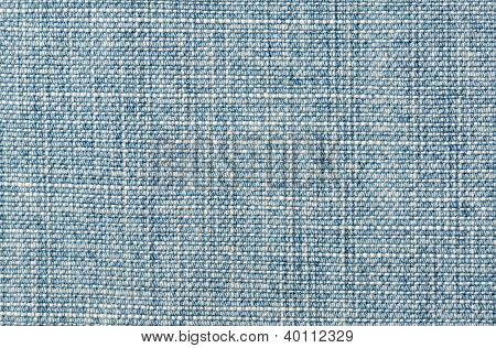 Close Up Blue Jeans Background