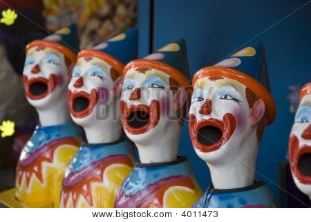 Midway Clowns