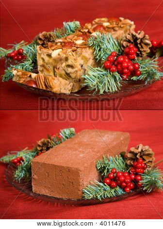 Fruitcake Or Brick