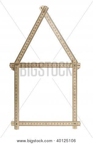 Yard Stick House