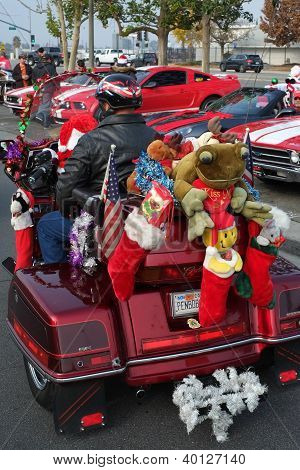 Motorcycles and Stuffed Animals