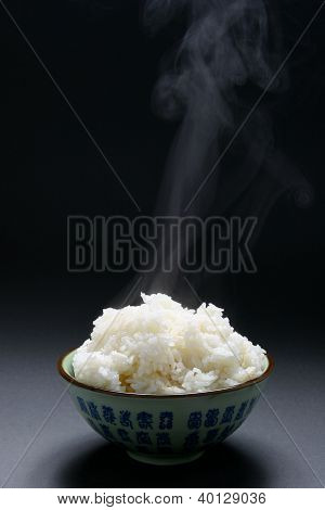 Chinese white rice
