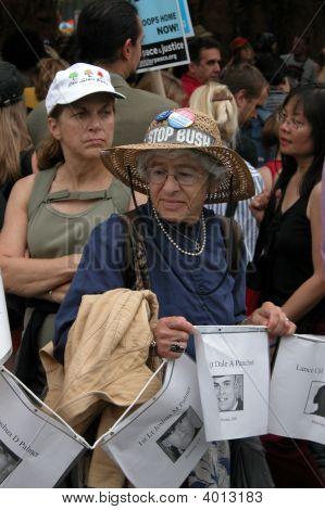 Iraq War Protester 2