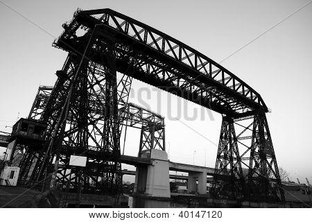 Bridge, In La Boca, Buenos Aires