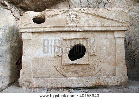 Marble Tomb