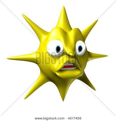 Scared Sun