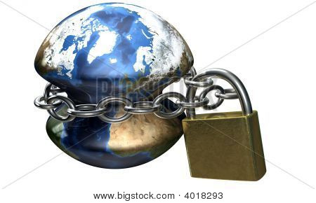 Chain Around Earth
