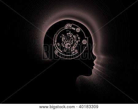 Numbers Of Internal Clockwork
