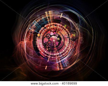 Numeric Clockwork