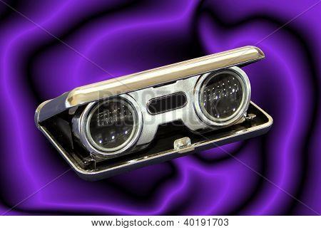 Vintage Opera Binoculars