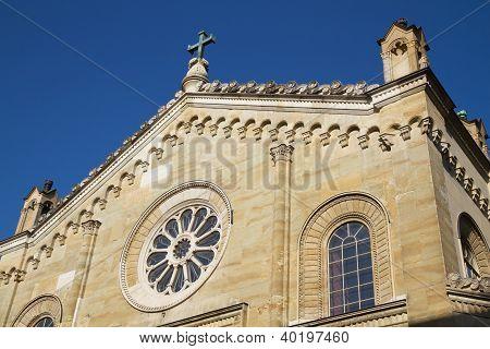Historic church in Munich, Germany