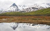 stock photo of tierra  - Ushuaia - JPG