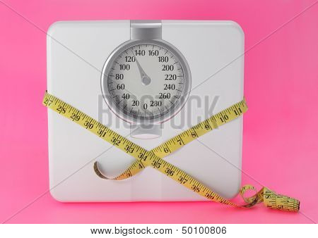 Scales And Measuring Tape