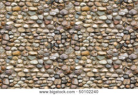 Stone Wall Seamless Background