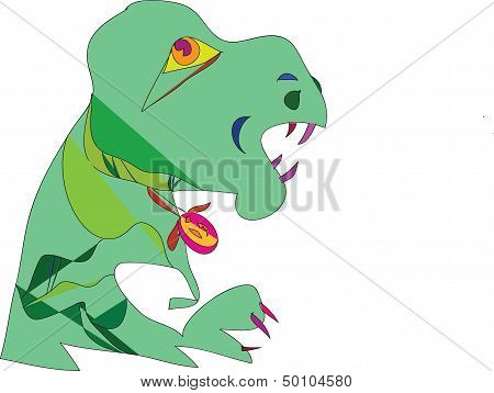 dinosaur, tyrannosaurus, animal,
