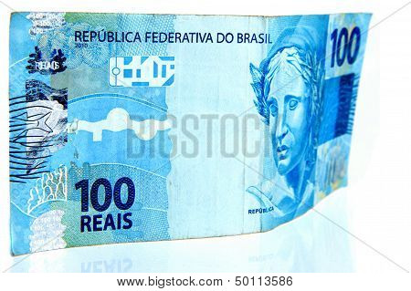 One Hundred Brazilian Real