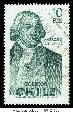 Ambrosio Bernardo O'higgins, 1St Marquis Of Osorno