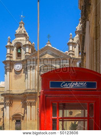 Malta Phonebooth