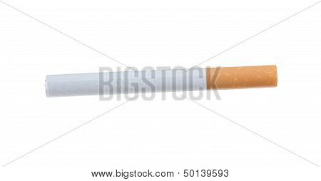 Cigarette With Filter.