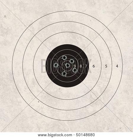 Shoot Target Focus