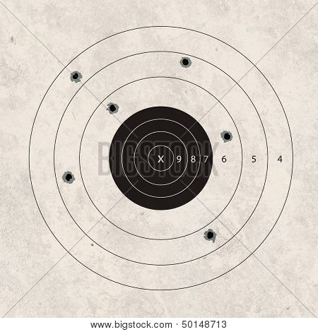 Shoot Target Missing