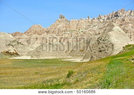 Badlands Sandstones