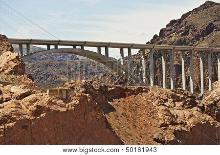 Bypass Bridge Hoover Dam