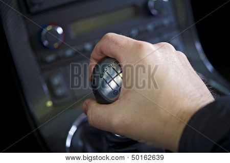 Driving Stick Shift