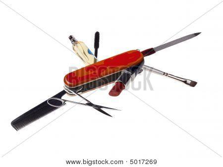 Pocketknife For Women