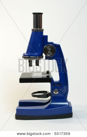Blue Microscope