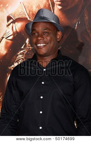 LOS ANGELES - AUG 28:  Bokeem Woodbine at the