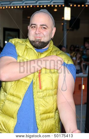 LOS ANGELES - AUG 28:  Duff Goldman at the