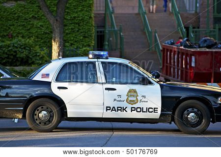 Minneapolis Police Cruiser