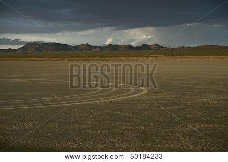 Dry Lakebad Ohv