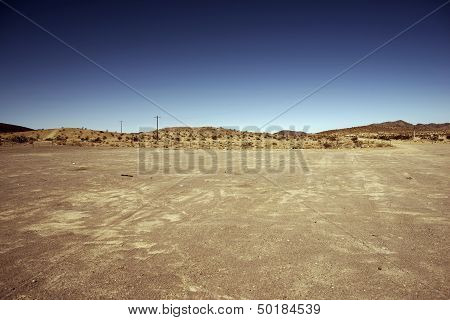 Nevada Outback Theme