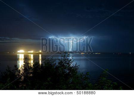Lightnings In Port Angeles