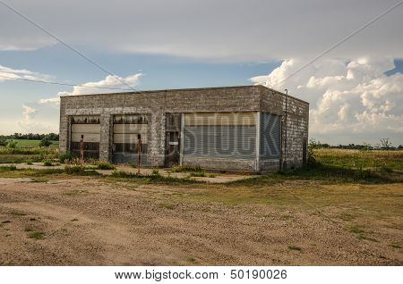 Rural Service Station
