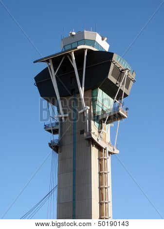 Modern Aviation Watch Tower